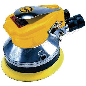 PUMA/巨霸 气动偏心砂磨机 AT-7028 125mm 9000RPM 带吸尘粘扣式 1把