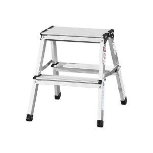 JINMAO/金锚 铝合金梯凳 LFD44AL 平台高度440mm 载荷150kg 1架