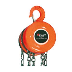 HULIFT/虎力 手拉葫芦 HCB10 额定载荷1t 起升高度3m 链条数1 1个