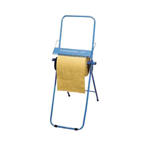 KIMBERLY-CLARK/金佰利 KIMBERLY-CLARK*大卷工业擦拭纸架 05310 蓝色 1箱