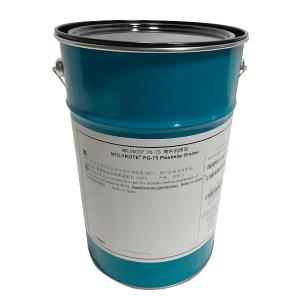 MOLYKOTE/摩力克 半合成型塑料润滑剂 PG75 白色 5kg 1桶