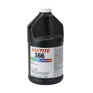 LOCTITE/乐泰 UV固化结构粘接胶 366 1L 1桶