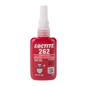 LOCTITE/乐泰 螺纹锁固胶 262 50mL 1个