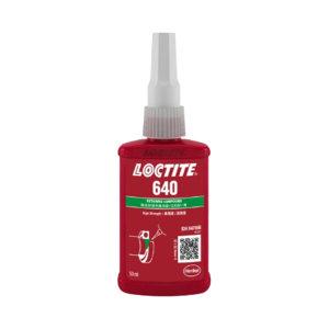 LOCTITE/乐泰 圆柱固持胶 640 绿色 耐高温 50mL 1支