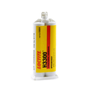 LOCTITE/乐泰 丙烯酸结构粘接胶-快速固化通用型 H3300 浅黄色 50mL 1支
