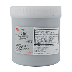 LOCTITE/乐泰 导热硅脂 TG100 导热硅脂 1kg 1罐