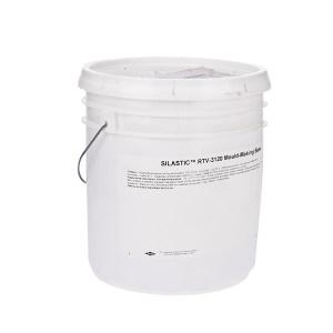 DOWSIL/陶熙 有机硅模具胶-通用高硬度型 XIAMETER? RTV-3120Base 红色 耐高温 18.1kg 1桶