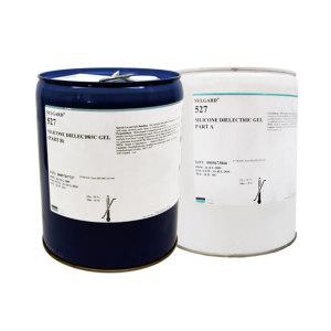 DOWSIL/陶熙 有机硅灌封胶-通用凝胶型 527 通用型 双组份(A组份:B组份=1:1) 2kg 1套