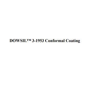 DOWSIL/陶熙 涂层材料-低粘度脱醇型 3-1953 环保100%固含量 内置铝袋 18.1kg 1桶