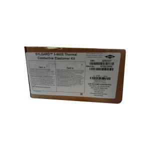DOWSIL/陶熙 有机硅导热灌封胶-低导热率型 3-6605 低导热率 双组份(A组份:B组份=1:1) 1.8kg 1套