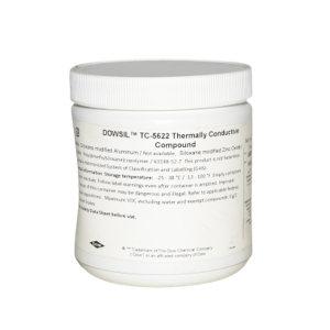DOWSIL/陶熙 导热硅脂-高导热型 TC-5622 高导热 1kg 1罐