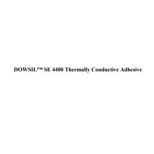 DOWSIL/陶熙 有机硅导热胶粘剂-可流动型 SE4400-B 可流动 B组分 1罐