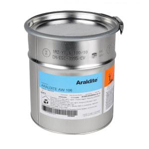 ARALDITE/爱牢达 环氧结构粘接胶-通用型 AW106 2011大包装 主剂 20kg 1桶