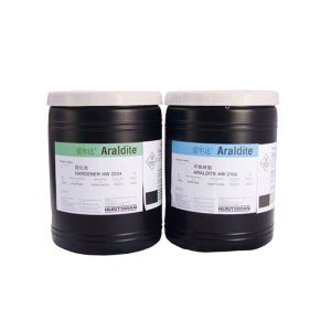 ARALDITE/爱牢达 环氧结构粘接胶-快固型 HW2934 2012大包装 固化剂 配2104使用 1桶