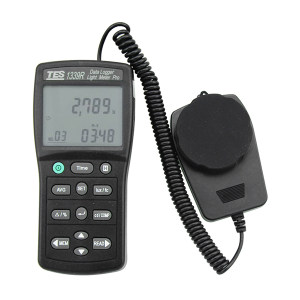 TES/泰仕 专业级照度计 TES-1339R 1台