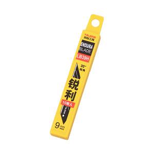 TAJIMA/田岛 30°锐角替刃30H 1102-0408 9MM 塑料盒 1组