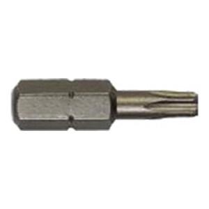 STANLEY/史丹利 6.3MM系列25mm长花形旋具头 63-045T-23 T15 1组