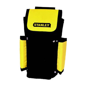 STANLEY/史丹利 防水尼龙工具腰包 93-222-1-23 100×170×250mm(腰带需另配,型号96-258) 1个