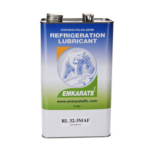 EMKARATE/冰熊 合成冷冻机油 EMKARATE-RL323MAF-5L 5L 1桶