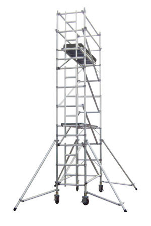 BAOFU/宝富 RHP-MR系列铝合金快装脚手架 RHP-MR-1000 顶层平台高度10000mm 平台尺寸2000×1350mm 载荷225kg 1台