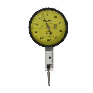 MITUTOYO/三丰 杠杆表-水平型 513-405-10E 水平型 0-0.2×0.002mm/3μm 基本套装 不代为第三方检测 1只