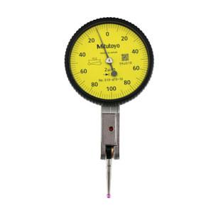MITUTOYO/三丰 杠杆表-水平型 513-475-10E 水平型 0-0.2×0.002mm/3μm 宝石测针 基本套装 不代为第三方检测 1只