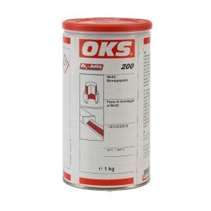 OKS 二硫化钼润滑剂膏 OKS 200 1kg 1罐