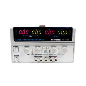 GWINSTEK/固纬 两通道直流电源 GPS-2303C 0~30V/3A×2 1台