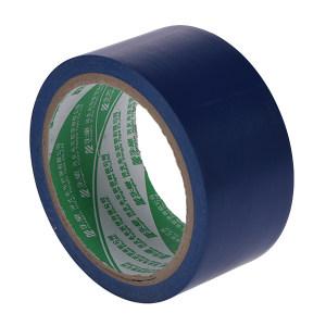 YONGLE/华夏永乐 PVC地面警示划线胶带 JS140 蓝色 50mm*22m 1卷
