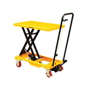 HULIFT/虎力 AS型脚踏式手动平台车 AS20 额定载荷200kg 平台尺寸700×450mm 高度范围265~755mm 1辆