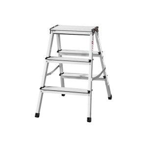JINMAO/金锚 铝合金梯凳 LFD66AL 平台高度660mm 载荷150kg 1架