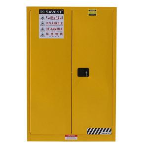 SAVEST/赛维斯特 易燃液体防火安全柜 WY810900 90gal 双门 手动 1台