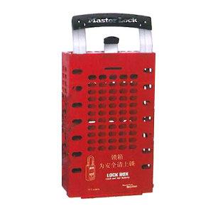 MASTERLOCK/玛斯特锁 集群锁箱 503MCNRED 红色 不含配件 1个