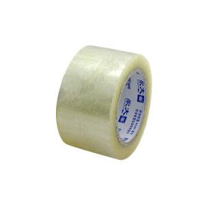 WINGTAI/永大 封箱胶带 PP0202EJ 透明 50μm×60mm×91.4m 1箱