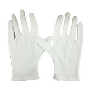 GC/国产 白棉手套 白棉手套 均码(L) 9g每只 12副 1打