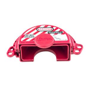 MASTERLOCK/玛斯特锁 加压气瓶阀锁具 S3910 阀直径使用范围可达76mm 1个