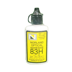 NORLAND UV固化胶 NOA83H 透明 1oz 1支