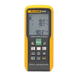 FLUKE/福禄克 激光测距仪 FLUKE-424D 测距100m 1台