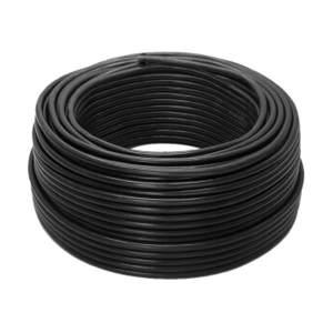 QIFAN/起帆 重型橡套软电缆 YC-450/750V-3×10+1×6 内芯(含黄绿双色)/护套黑色 1米