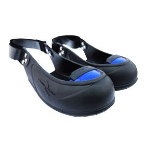 TG/泰克 防砸访客鞋套 tigergrip02 S 蓝色(34-38) 1副