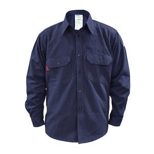 LAKELAND/雷克兰 9cal系列防电弧衬衣 AR8-S-TSP M 蓝色 1件