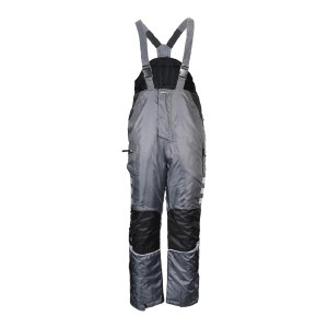 DELTA/代尔塔 PU涂层牛津Oxford防寒背带裤 405422 M 灰色(GR) 1件