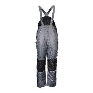 DELTA/代尔塔 PU涂层牛津Oxford防寒背带裤 405422 XL 灰色(GR) 1件