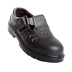 AEGLE/羿科 低帮夏季安全鞋 60710835 38码 黑色 防砸 1双