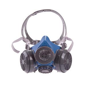 STRONG/思创 硅胶防尘半面具套装 ST-M60G-1A 含2片ST-AGXD滤棉 KN90&2个滤棉盖 1套