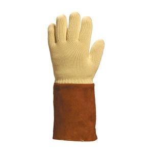 DELTA/代尔塔 耐高温芳纶防切割手套 203008 9码 5级防割 可耐高温250度/15秒 1副