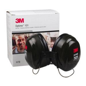 3M OPTIME101系列颈戴式耳罩 H7B NRR/SNR:26/31dB 1副