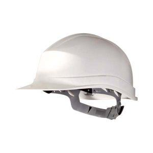 DELTA/代尔塔 ZIRCON1系列PP安全帽 102011 白色(BC) 8点式LDPE内衬 不含下颏带 1顶