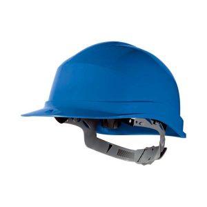 DELTA/代尔塔 ZIRCON1系列PP安全帽 102011 蓝色(BL) 8点式LDPE内衬 不含下颏带 1顶