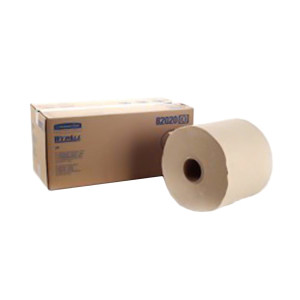 KIMBERLY-CLARK/金佰利 WYPALL*劲拭*L20大卷式工业擦拭纸 82020 棕色 24*40cm 木浆 1箱